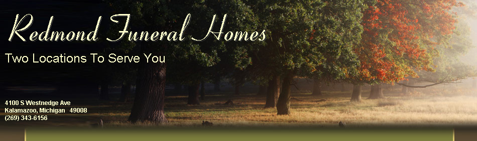 Redmond Funeral Homes
